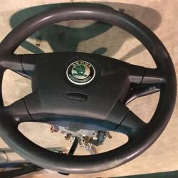 volant s prepínačmi Fabia I