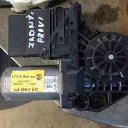 motor spustania okien Golf IV
